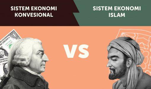 Persepsi terhadap Ekonomi Islam dan Ekonomi Konvensional